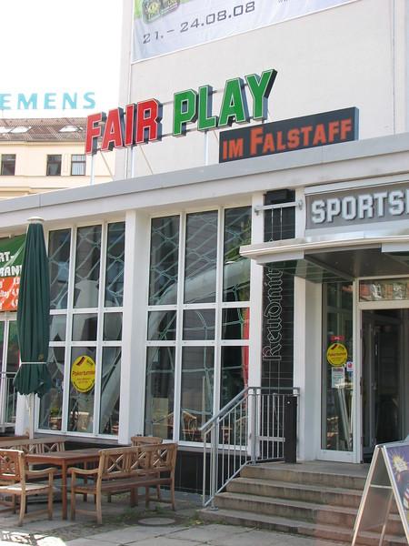Fairplay in Leipzig