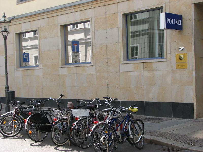 Leipzig Police Station