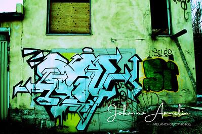 autio talo graffiti