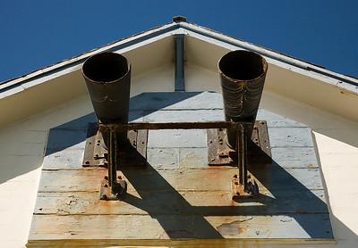 Pigeon Point, CA Fog Horns