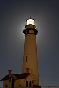 pigeon point light (night)