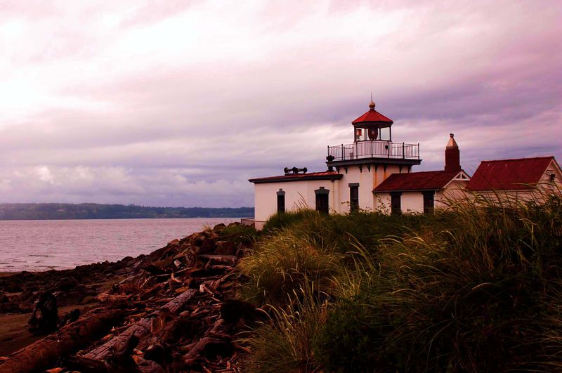 West Point Lighthouse - Started on  November 15, 1881
