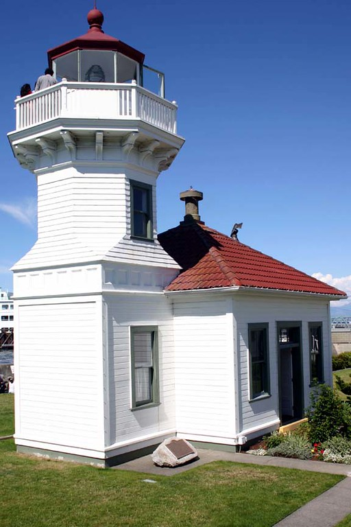 Mukilteo Lighthouse - Started on March 1, 1906