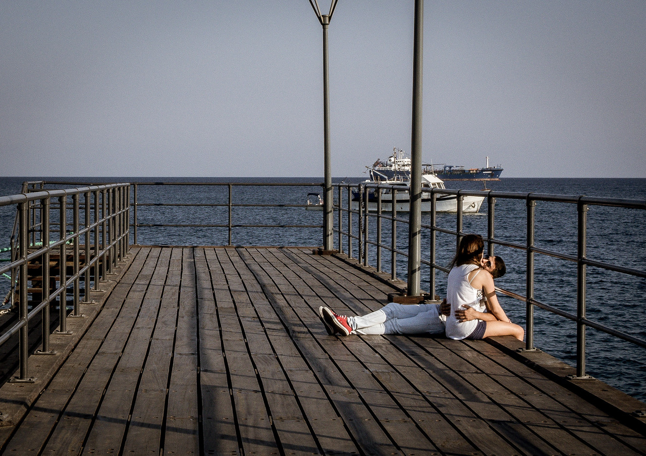Lovers in Limassol