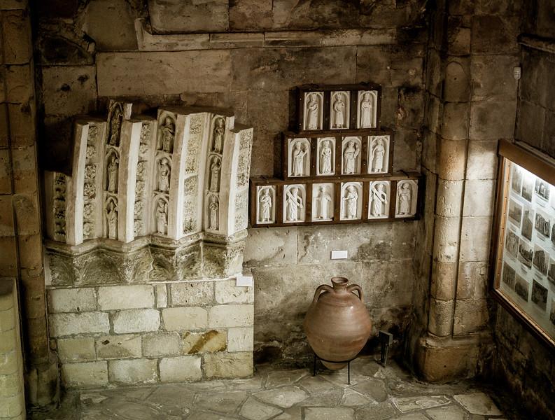 Castle museum in Limassol