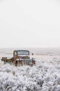 Wide Open Spaces in The Cold