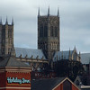 No matter where you go in Lincoln it feels like you can see the Cathedral.