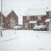 My street at 7.30am....waking up to snow is the best way to start the day!