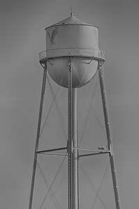 Downtown Square Water Tower