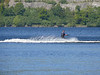 Water Skiing on Loch Lomond.<br /> 26th May 2008