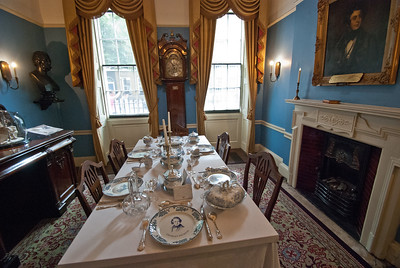 I was struck about how the Dickens loved to entertain guests, whether it was the fine dining experience via Catherines own recipes, or parlor performances of Charles pieces. Dining with the Dickens must have been quite an adventure.