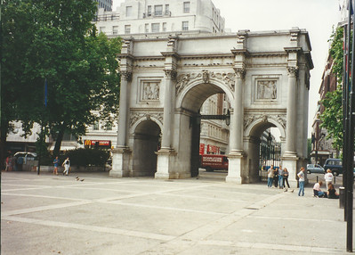 Marble Arch - Hyde Park