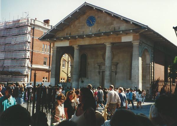 St Paul's Church (The Actor's Church)