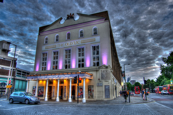 The Old Vic Theatre, London, Uk