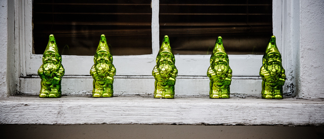 Green Gnomes