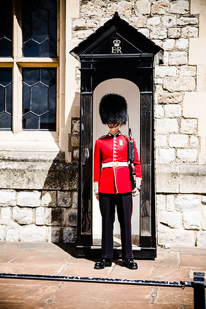 Guarding the Crown Jewels