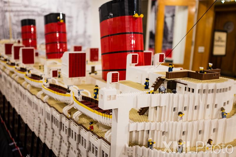 Queen Mary Model