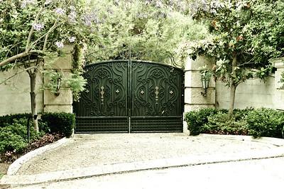 Jackson's gate