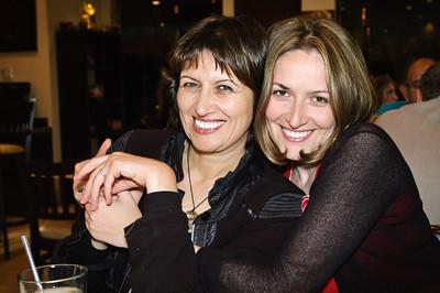 Marina Bronson and Katya Elkin