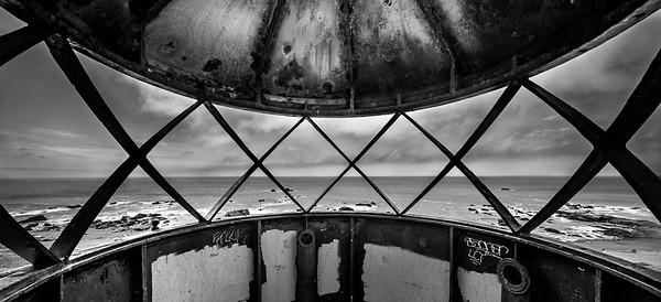 Punta Gorda Lighthouse Interior