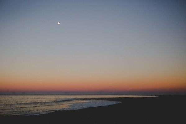Full Moon over Big Flat