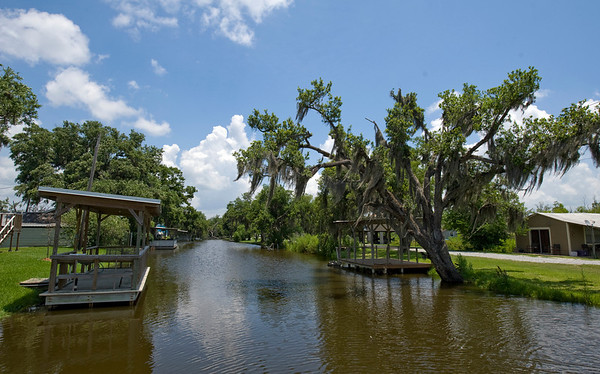 Hermitage Bayou