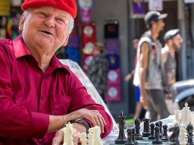U.S. Chess Master