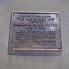 "Plaque at the Lavender Pit""."