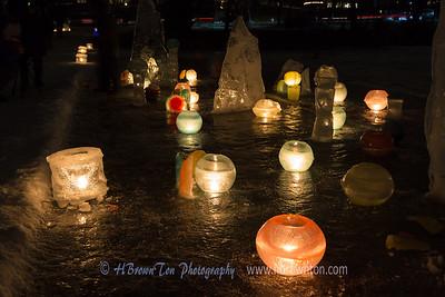 Ice Luminaries
