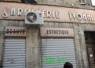 Marseille perfumery