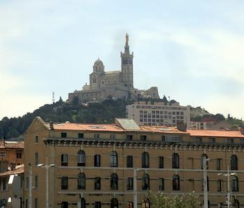 Marseille sights