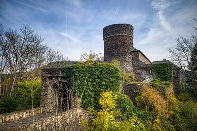 Schüttburg