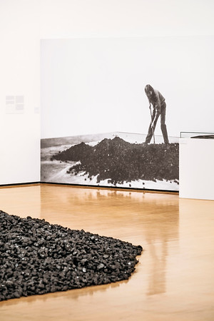 Bernar Venet retrospective at the Musée d'art contemporain de Lyon