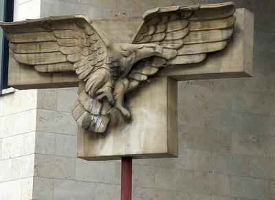 Random eagle
