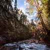 Deep in Kadunce Canyon