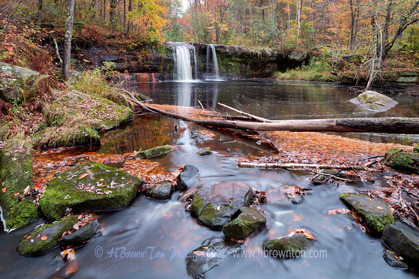 My Favorite Colors -- Wolf Creek Falls