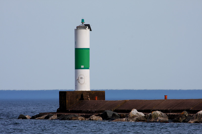 South Lighthouse Grand Marais
