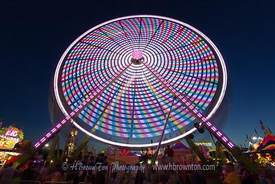Ferris Wheel Lollipop #1