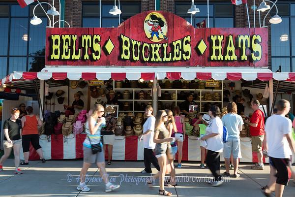 Belts, Buckles & Hats Anyone?