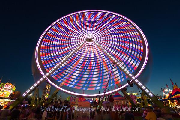 Ferris Wheel Lollipop #2