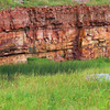 Blue Mound rock formation