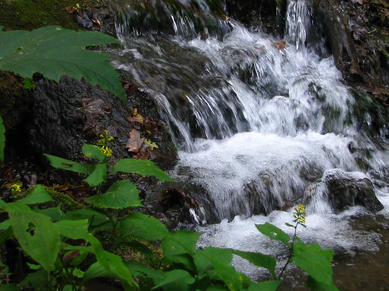 Dakota Valley Trail Falls