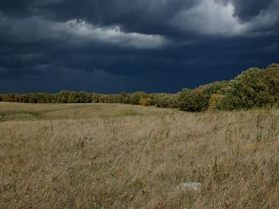Storm on the Prairie