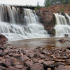 Middle Falls at Gooseberry