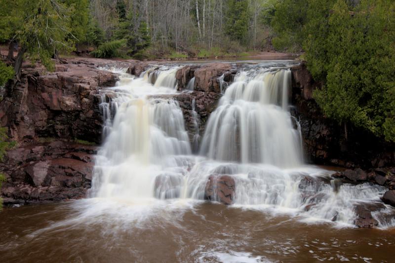 Upper Falls at Gooseberry