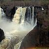High Falls rainbow