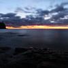 Sunrise at Splitrock