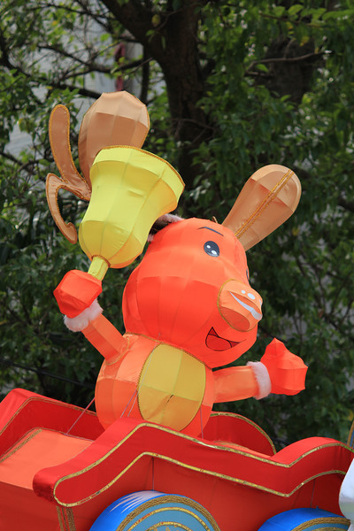 Christmas Character, Macau