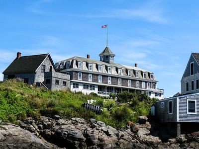 Island Inn, Monhegn Island, ME