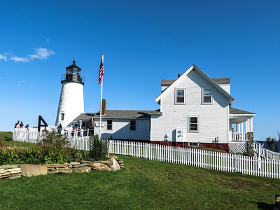 Lighthouse, Pemaquid Point, ME